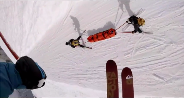 One of those days 2 Candide Thovex