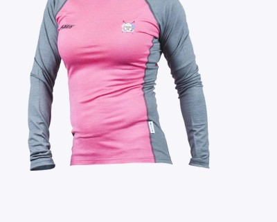 WOMENS CREW 200 PINK