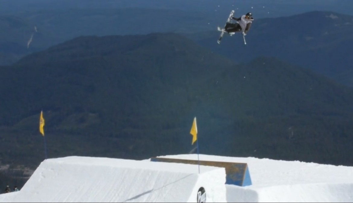 Big Air in West Coast Sessions 9